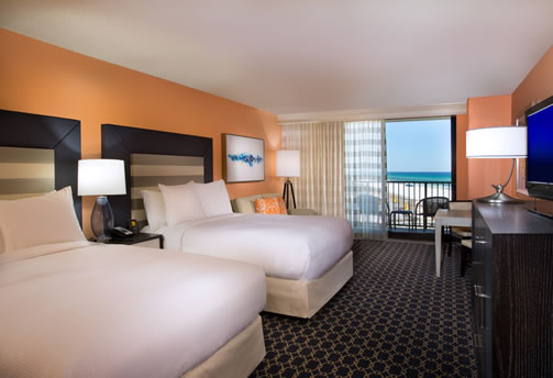 Destin Florida Resort Rooms