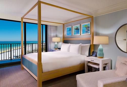 Beachfront Suites In Destin Fl Presidential Suites Hilton