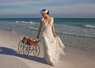 Barefoot On The Beach Wedding Package