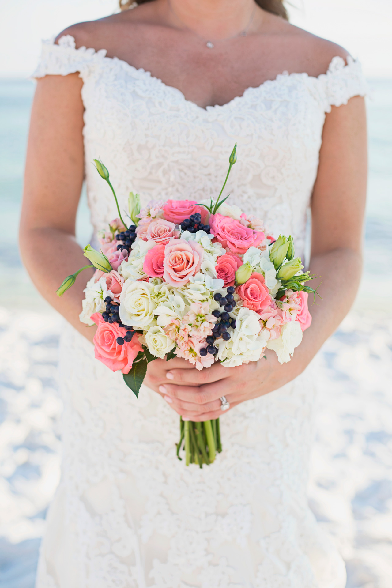 Florida Destination Wedding At Hilton Sandestin Inspired By The Sea