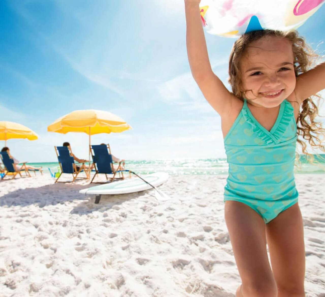 family friendly florida beach resort