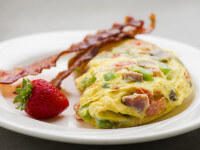 Breakfast Buffet: Omelettes Your Way