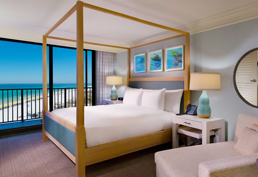 Destin Florida Hotels On The Beach Guest Rooms Amp Suites