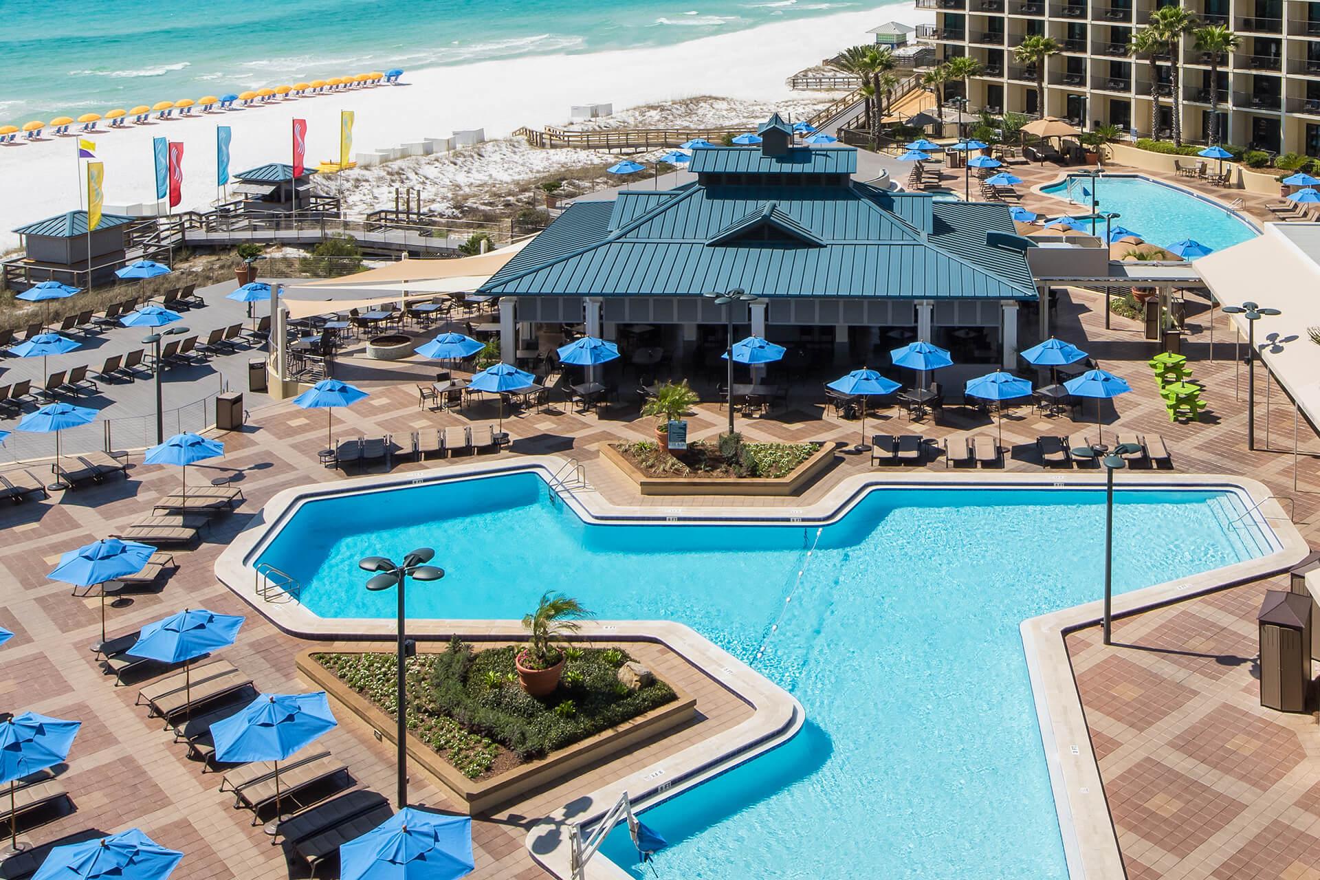 Destin Florida Restaurants Sandestin Dining Hilton
